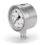 Fitting of Safety Pattern Pressure Gauge